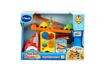 VTech Toot Toot Drivers Big Vehicle Carrier