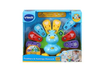 Vtech Baby Feathers and Feelings Peacock