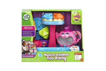 LeapFrog Musical Rainbow Tea Party - Refreshed Design