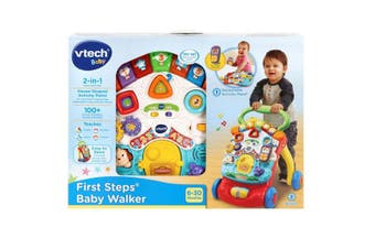 Vtech Baby First Steps Baby Walker - New Design