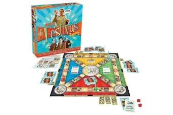 Aquarius Seinfeld Happy Festivus Board Game