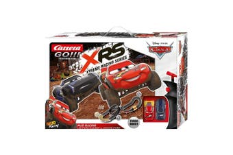Carrera Go XRS Disney-Pixar Cars Mud Racing Set