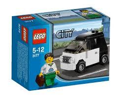 LEGO CITY SMALL VAN 3177 LEGO CITY SMALL VAN 3177