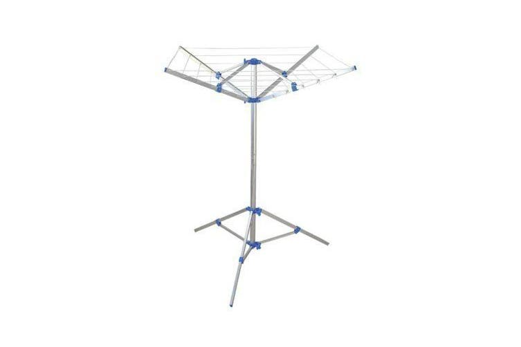 Tra Portable Folding Rotary Camping, Portable Round Clothesline