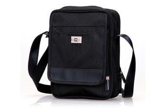 Swiss waterproof Bag Travel Message Bag Daily iPad shoulder Bag SW9009