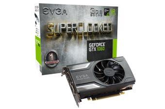 EVGA GeForce GTX 1060 3GB SC GAMING