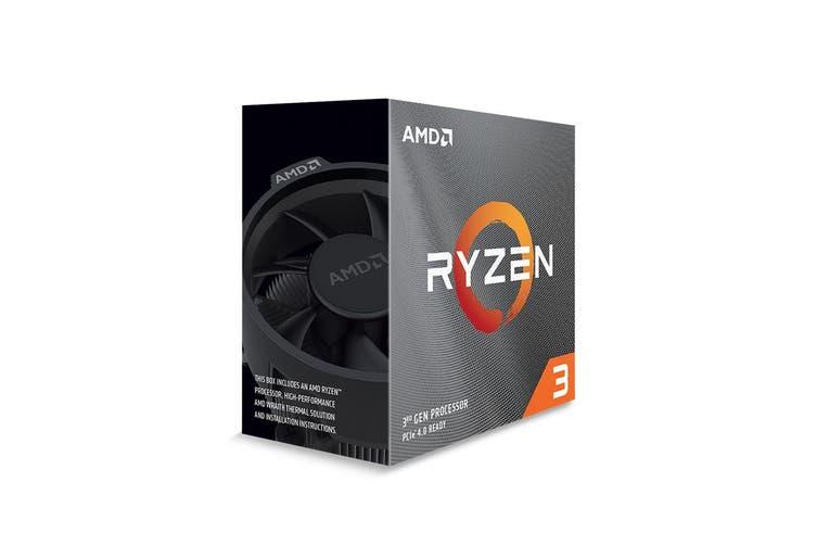 AMD Ryzen 3 3100 processor 3.6 GHz Box 2 MB L2