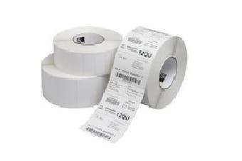 """Zebra Z-Perform 2000D Label - 3"""" x 2"""" thermal paper"""