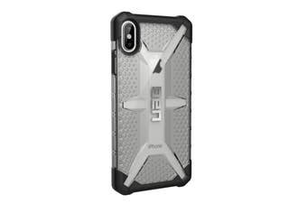 "Urban Armor Gear Plasma mobile phone case 16.5 cm (6.5"") Cover Black,Silver"