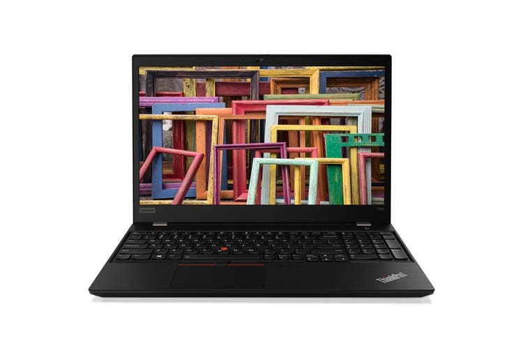 "Lenovo ThinkPad T590 + USB-C Dock GEN 2 Notebook Black 39.6 cm (15.6"") 8th gen"