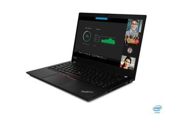 "Lenovo ThinkPad T14 Notebook Black 35.6 cm (14"") 1920 x 1080 pixels Touchscreen"