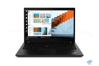 "Lenovo ThinkPad T14 + STM Backpack & W/Less Mouse Notebook Black 35.6 cm (14"")"
