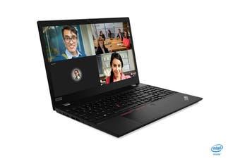 "Lenovo ThinkPad T15 Notebook Black 39.6 cm (15.6"") 1920 x 1080 pixels"