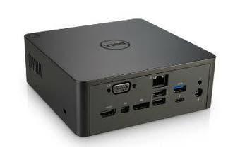 DELL WD19TB THUNDERBOLT DOCKING STATION,  USB(3), USB-C, HDMI, DP(2), LAN,