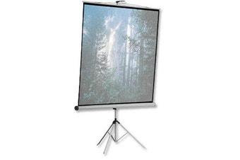 Nobo Statiefscherm Standaard 150 x 150 projection screen