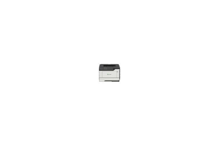 Lexmark Network-ready; duplex; 40ppm (A4); 1GHz Dual-core; 512MB RAM,