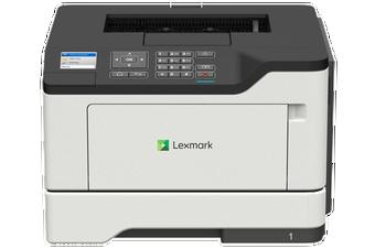 Lexmark MS521DN 44PPM NET USB 2.4IN LCD A4 MONO LASER PRINTER 1YR ADV EXCH NBD
