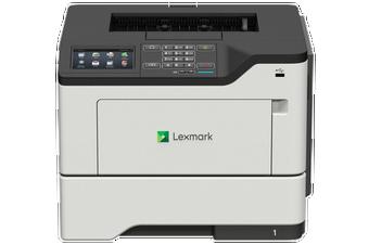 Lexmark MS622DE 47PPM NET USB 4.3IN LCD A4 MONO LASER PRINTER 1YR ADV EXCH NBD