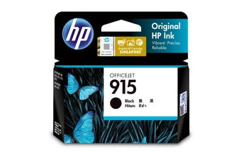 HP 915 Original Black 1 pc(s)