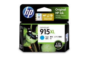 HP 915XL Original Cyan 1 pc(s)