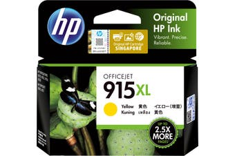 HP 915XL Original Yellow 1 pc(s)