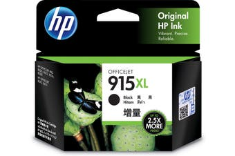HP 915XL Original Black 1 pc(s)