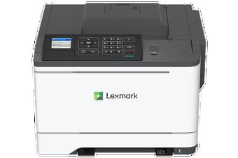 Lexmark CS521DN 33PPM NW A4 DUPLEX 2.4 CLR LCD USB COLOUR PRINTER 1YR OS REPAIR