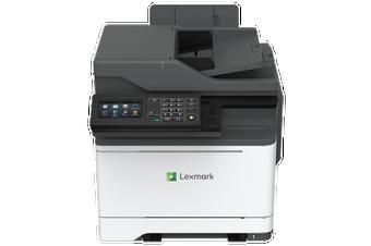 Lexmark CX622ADE 37PPM NW DUPLEX 4.3 SCRN ADF USB CLR MFP 1YR OS REPAIR NBD WRTY