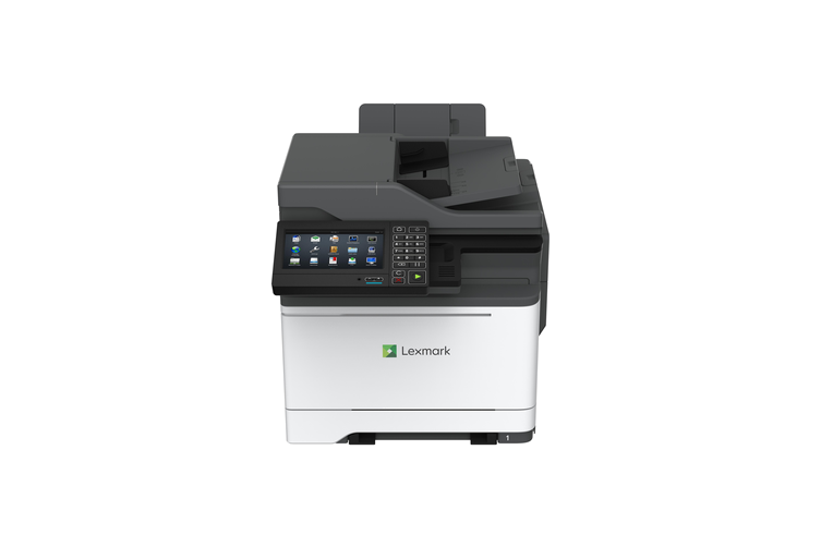 Lexmark 25Kg+ Freight Rate-Ne2rk ready; Print/copy/scan/fax; Duplex; 37ppm; 1.2