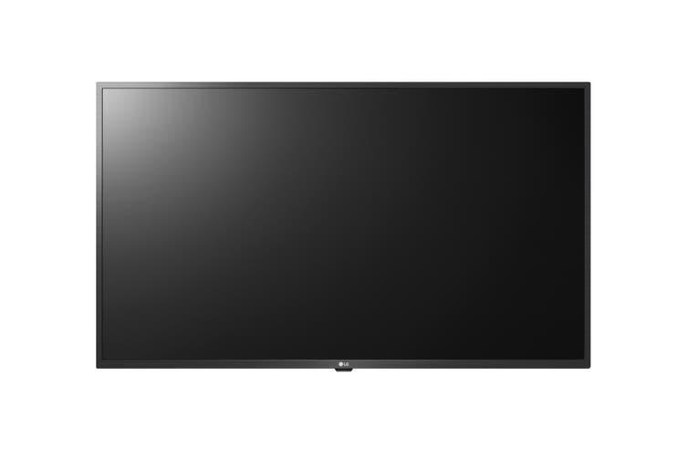 "LG UT640S 109.2 cm (43"") 4K Ultra HD Black"