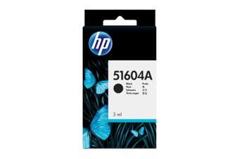 HP 51604A ink cartridge Original Black 1 pc(s)