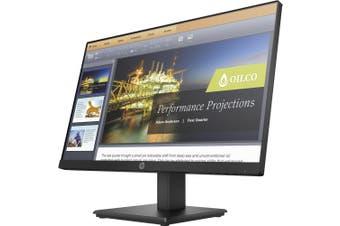 """HP Monitor P224 de 21,5 pulgadas 54.6 cm (21.5"""") 1920 x 1080 pixels Full HD LED"""