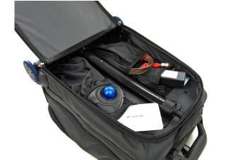 Kensington Contour™ 17'' Overnight Laptop Roller- Black