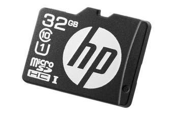 Hewlett Packard Enterprise 32GB microSD Mainstream Flash Media Kit memory card