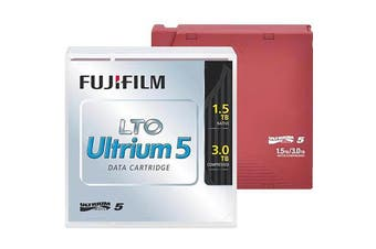 FUJIFILM LTO 5F ULTRIUM DATA CARTRIDGE 1.5TB - 3TB