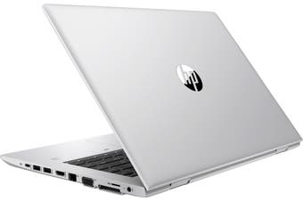 "HP ProBook 640 G5 + P224 Notebook Silver 35.6 cm (14"") 1920 x 1080 pixels 8th"