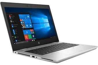 "HP ProBook 640 G5 + P224 Notebook Silver 35.6 cm (14"") 1920 x 1080 pixels 8th"