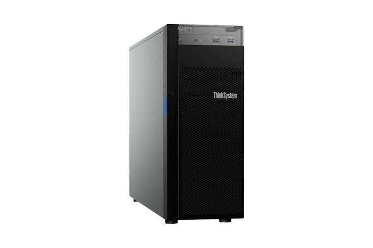 LENOVO ST250 Xeon E-2104G Quad Core, 8GB(1/4), 550W(1/2), 3YR