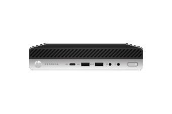 HP ProDesk 600 G5 DM (7ZC36PA) i7-9700T 8GB(1x8GB)(DDR4) SSD-256GB WLAN+BT KB+MS