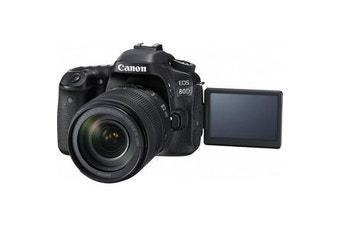 Canon 80DSK EOS 80D SUPER KIT WITH E FS18-135 IS USM LENS