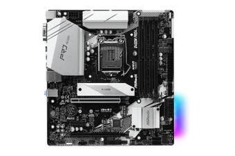 Asrock B460M Pro4 LGA 1200 Micro ATX Intel B460