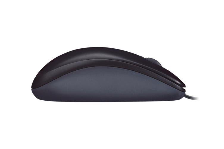 Logitech M90 mouse USB Type-A Optical 1000 DPI Ambidextrous