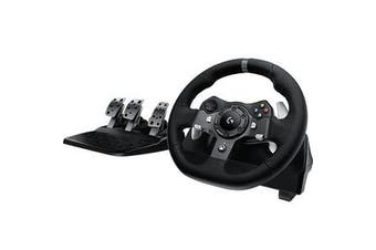 LOGITECH G920 Driving Force Racing Wheel for XBOX/PC Dual-Motor Force Feedback -