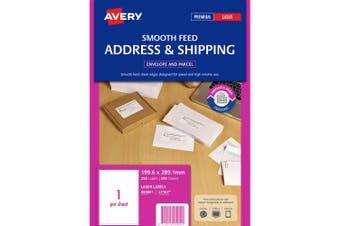 AVERY 959091 TRUEBLOCK SHIPPING LABEL L7167 PACK 250