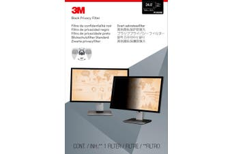 """3M Privacy Filter for 24"""" Widescreen Monitor"""