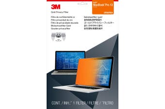"""3M Gold Privacy Filter for 13"""" Apple® MacBook Pro® with Retina® Display"""