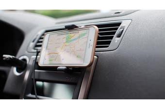 Moshi 99MO086007 holder Mobile phone/smartphone Black Passive holder