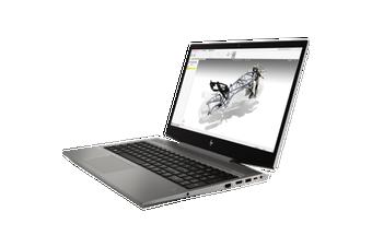 HP ZBook 15v G5 MWKS (9CE06PA) E-2176M(6C)(4.4GHz) 16GB(1x16GB)(DDR4)(ECC)