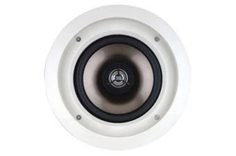 Leviton 6.5 IN-CEILING SPEAKER PAIR PREMIUM 80WATTS  8OHMS ARCHITECTURAL EDITION