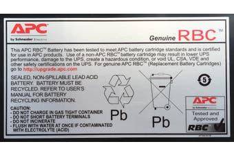 APC APCRBC105 Sealed Lead Acid (VRLA)